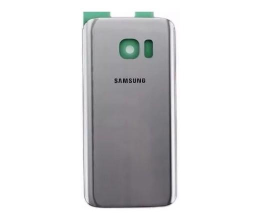 Tampa Traseira Samsung S7 G930 Prata