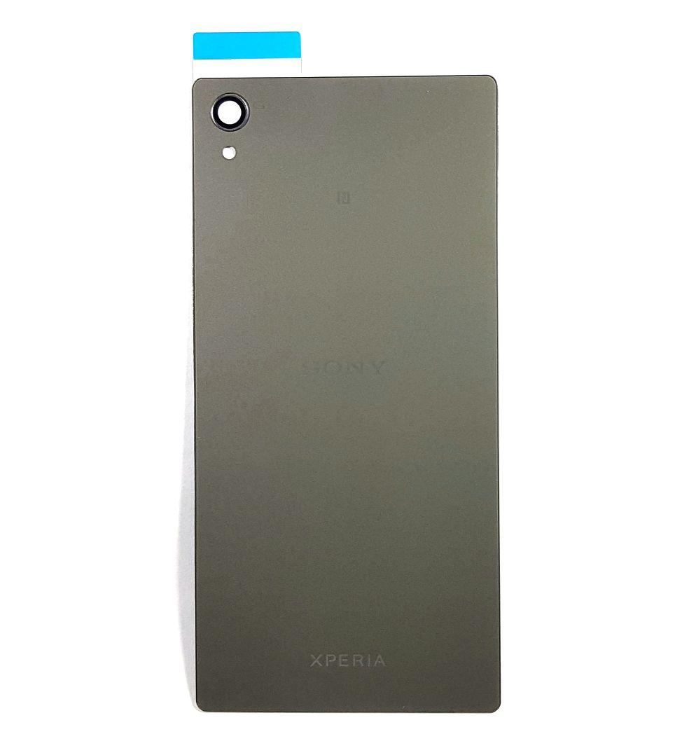 Tampa Traseira Sony Z5 Premium Cinza 5.5 E6833 E6883