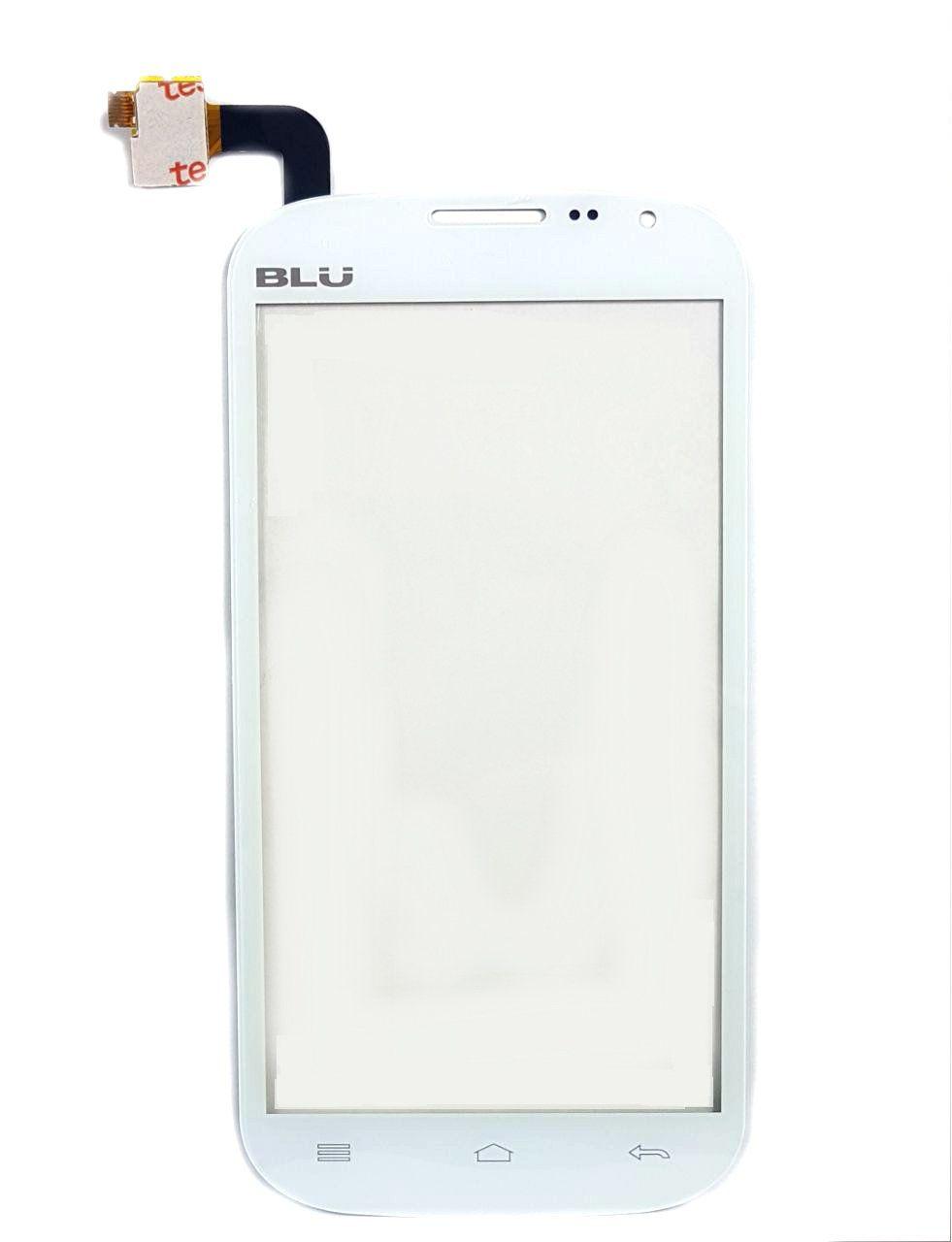Touch Blu Studio D531 D531k Branco com Furo da Câmera