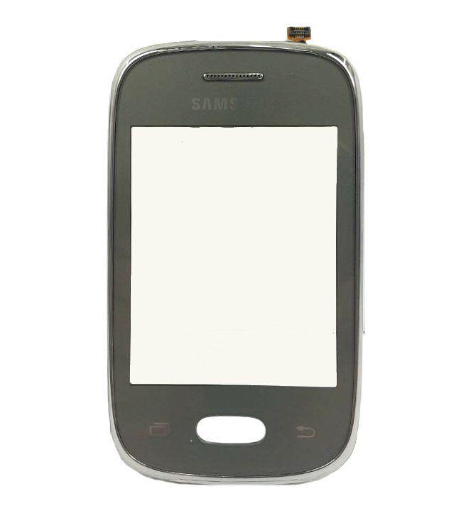 Touch com Aro Pocket Neo S5310 S5312 S5310b S5312b Original Cinza
