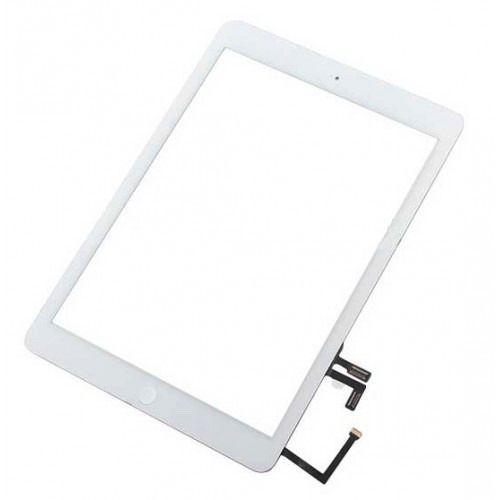 Touch iPad5 Air A1474 A1475/ iPad New 2017 A1822 A1823 Branco Com Home