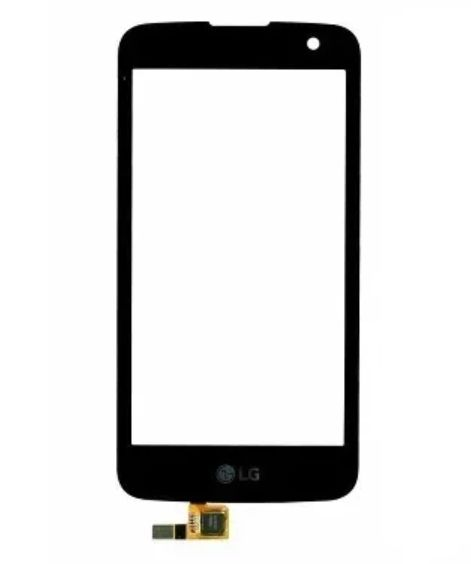 Touch LG K4 K130 K130F Preto 1 Linha