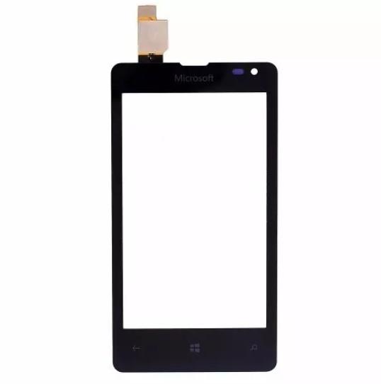 Touch Microsoft Lumia 435/ Lumia N532 Rm1068 Rm1032 Preto