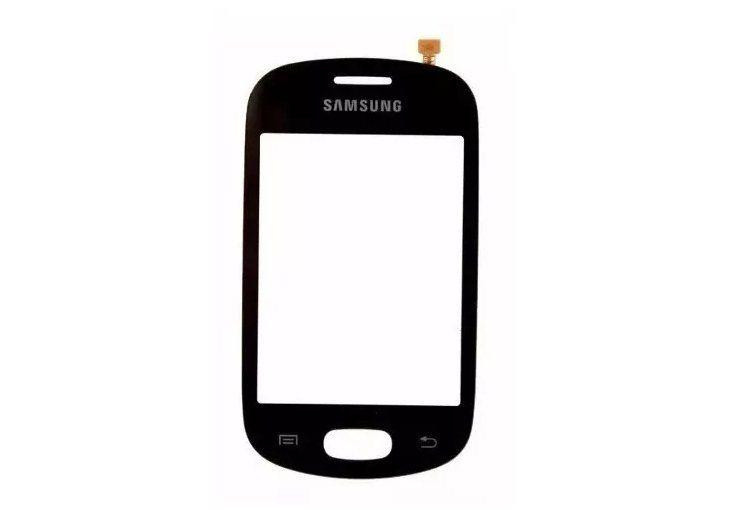 Touch Samsung Star Trios S5283 Gt-s5283 Preto - 1 Linha