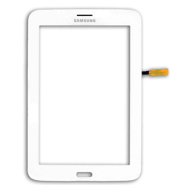 Touch Tablet Galaxy Tab 3 Lite 3g T111 Branco - Com Furo Alto Falante
