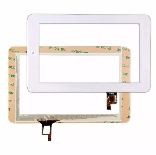 Touch Tablet Hp 1201br 7.1 Polegadas Branco
