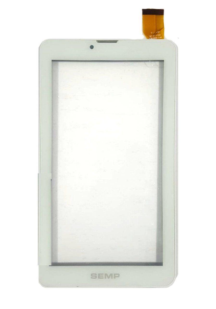 Touch Tablet Semp TA0709G 7 Polegadas Branco Aro