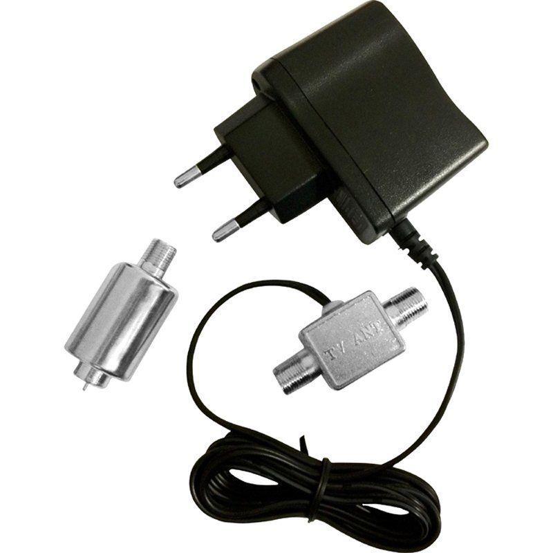 Mini Booster Uhf Vhf 26db Digital PQBT 2670 Proeletronic  - EMPORIO K