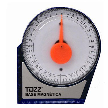 Inclinometro Base Magnetica Antena Parabolica Nivel Angular  - EMPORIO K