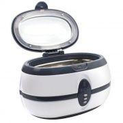 Limpador Ultrasônico Solver Relógios Jóias Ferramentas Óculos HLU-800