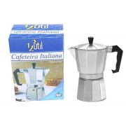 Cafeteira Italiana de Alumínio  3 Xícaras