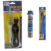 Kit Ferro Soldar Hikari +sugador Metal Hk 192 + Estanho Best