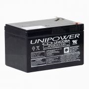 Bateria Selada Unipower VRLA 12V 12Ah UP12120