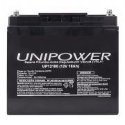 Bateria Selada Unipower VRLA 12V 18Ah UP12180