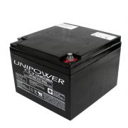 Bateria Selada Unipower VRLA 12V 26Ah UP12260