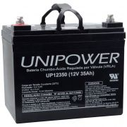 Bateria Selada Unipower VRLA 12V 35Ah UP12350