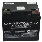 Bateria Selada Unipower VRLA 12V 40Ah UP12400