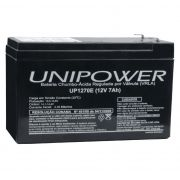 Bateria Selada Unipower VRLA 12V 7Ah UP1270E