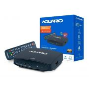 Conversor e Gravador Digital Aquário Full hd DTV-7000S