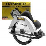 Serra Circular Hammer 100% Rolamentada 1100w Sc1100 - 220v