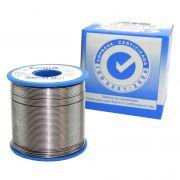 Estanho Solda Fluxo Cobix 500g Azul 60x40 1.0mm