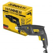Furadeira De Impacto 420w Mandril 3/8 Pol  10MM Fi-10 Hammer 110V