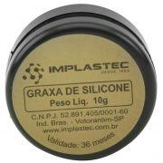 Graxa de Silicone Implastec 10g - IGS 200
