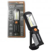 Lanterna Pro LED COB a Pilha Solver SLP-301