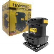 Lixadeira Orbital 1/4 Lixa Hammer 135w 12000 Rpm LO-200  - 220 v