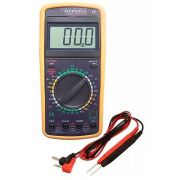 Multímetro Digital com Capacímetro e Beep DT 9205A  EDA 9KF