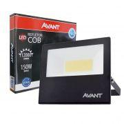 Refletor Led 150w Cob Avant Ip65 Branco Frio 6500k  IP 65 Potencia Real