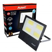 Refletor Led 200w Cob Avant Ip65 Branco Frio 6500k  IP 65 Potencia Real