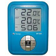 Relógio Termômetro Digital Int./Ext. Minipa MT-220
