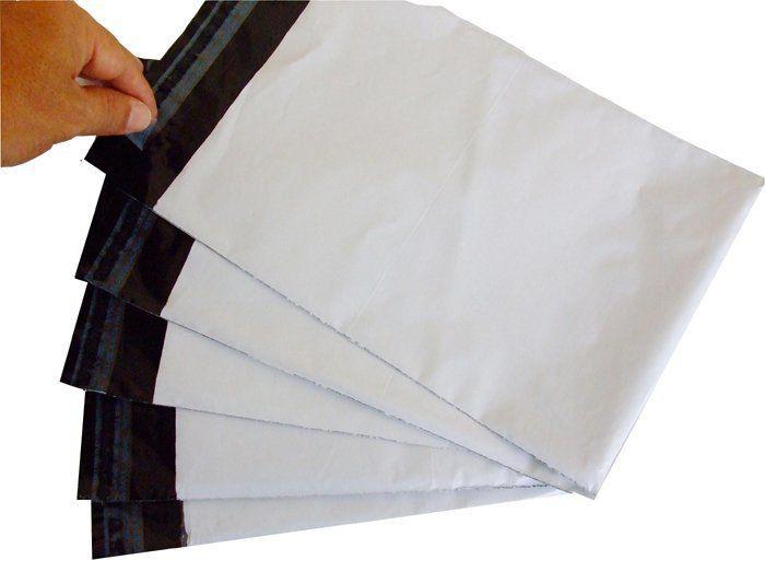 Envelope Plástico Segurança Saco Lacre Sedex 19x25 (250 Un)  - EMPORIO K