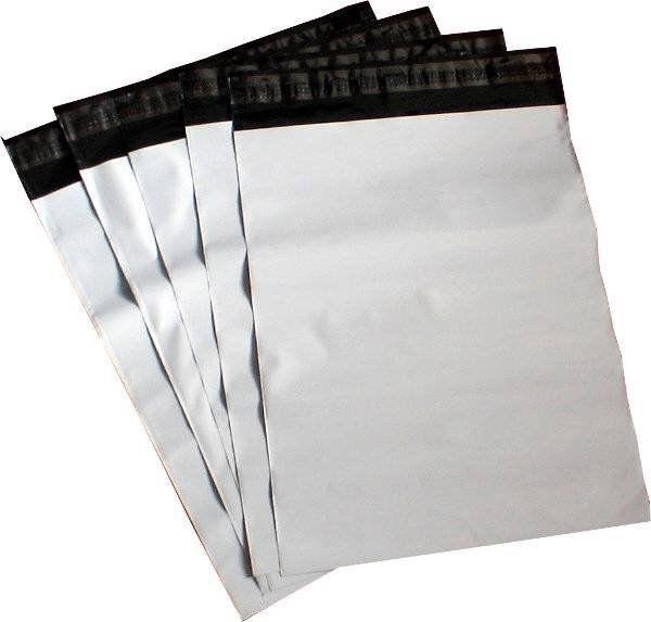 250 Envelopes Plástico de Segurança Saco Lacre Sedex 32x40  - EMPORIO K