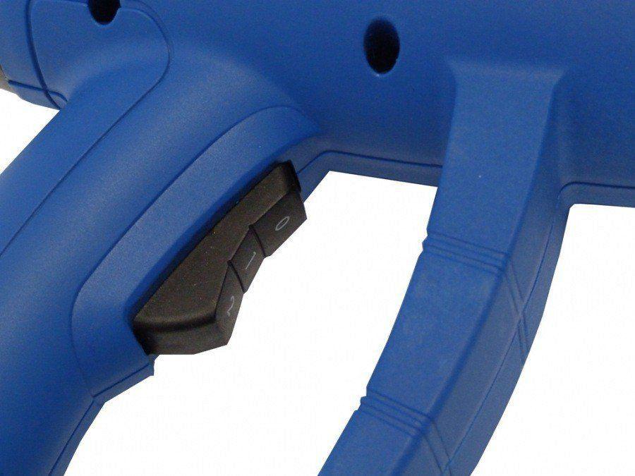 Soprador Térmico de Ar Quente MXT - Ajuste De Temperatura - Maleta para transporte com acessórios  - EMPORIO K