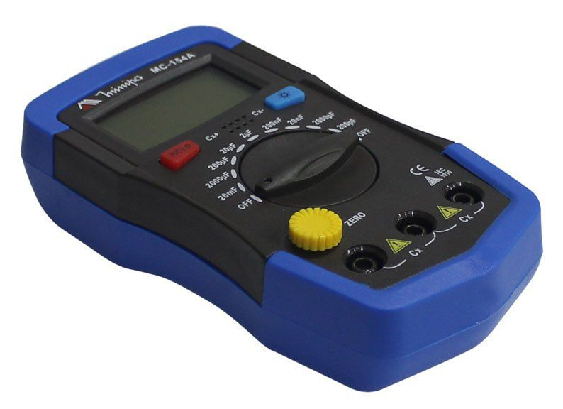 Capacimetro Digital MC-154A Minipa  - EMPORIO K