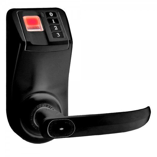Fechadura Biometrica DL 1000 Abs D-lock Digital  - EMPORIO K
