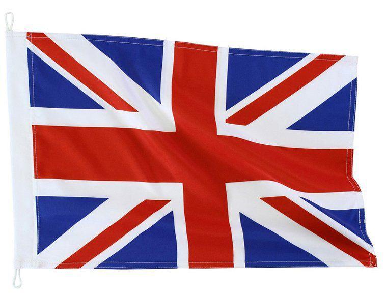 Reino Unido Bandeira País 1,12 X 1,60 Panos Tergal Costura  - EMPORIO K