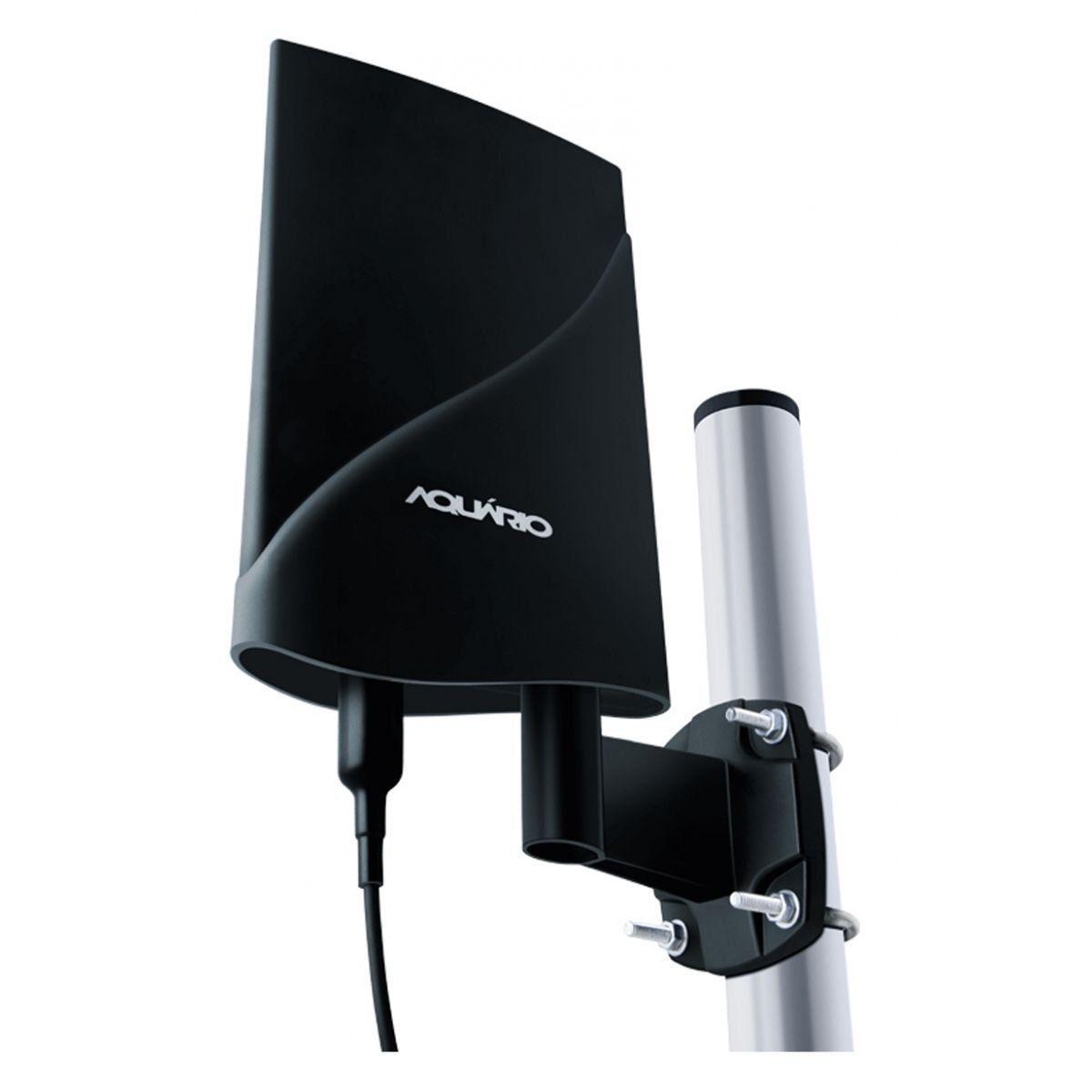 Antena externa para TV Uhf VHf Hdtv DTV 5600 Aquário  - EMPORIO K