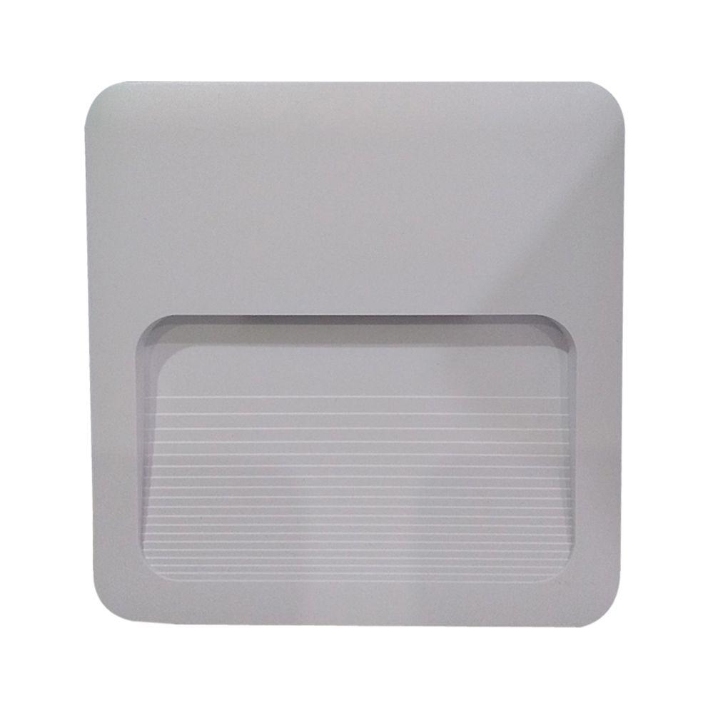 Balizador LED 4X4 e 4x2 Avant  2W Bivolt 3000k Branco Quente  - EMPORIO K