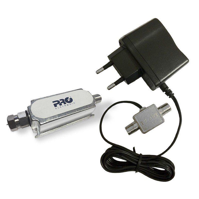 Mini Booster Proeletronic Pqbt-4000Lte Filtro 4G  - EMPORIO K