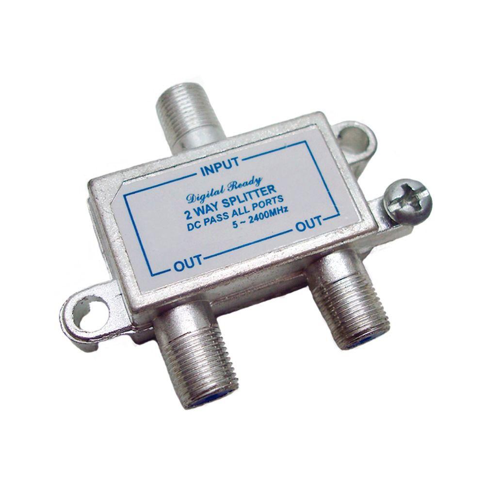 Divisor De Sinal 1 X 2 para Vhf/Uhf/Catv Alta Frequencia  - EMPORIO K