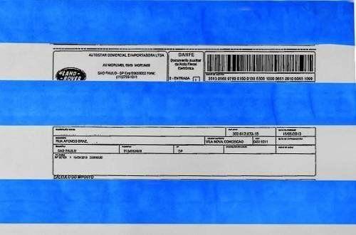 Envelope Janela/ Canguru Nota Fiscal danfe  23 x 18 Cm 250 Undidades  - EMPORIO K