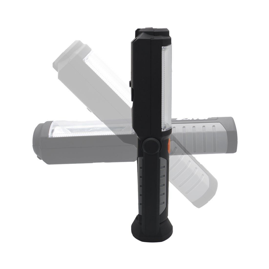 Lanterna Pro LED COB Recarregavel Solver SLP-302  - EMPORIO K