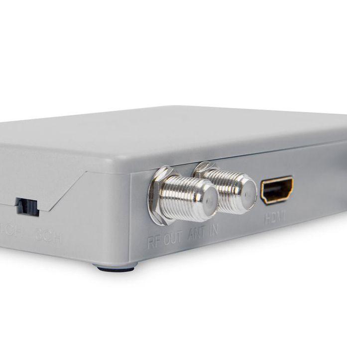 Modulador HDMI para canal 3 ou 4 de TV PQMO-2250 Proeletronic  - EMPORIO K