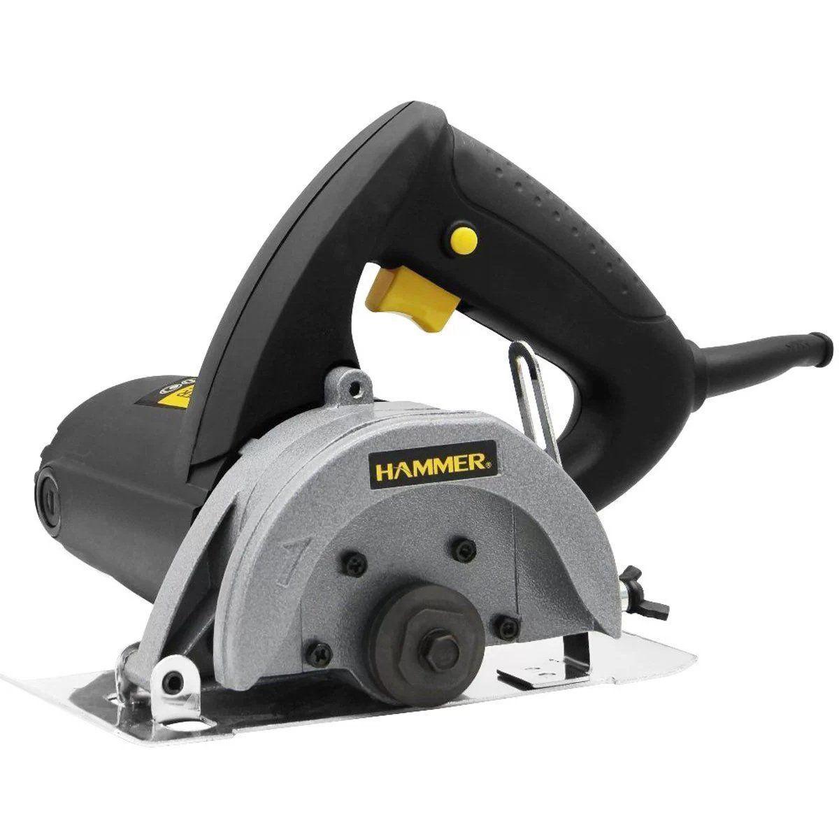 Serra Mármore Hammer 100% Rolamentada 1100w  Sm1100 - 220v  - EMPORIO K