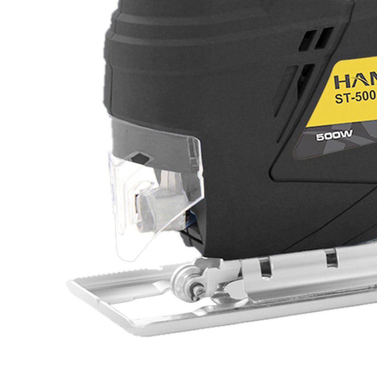 Serra Tico Tico Madeira Alumínio Aço 500w Hammer St500 220v  - EMPORIO K