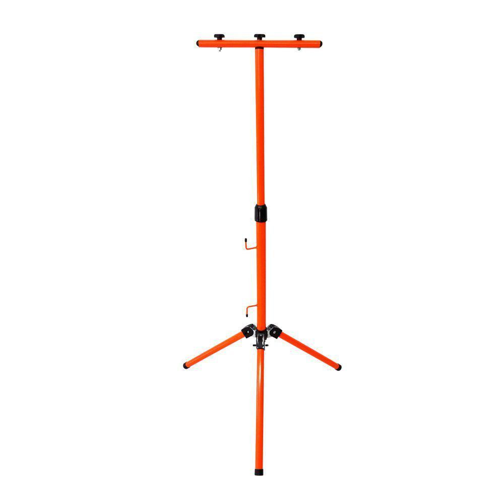 Suporte tripé para refletor ajustável 1,28m profissional Solver SLP-TP1  - EMPORIO K