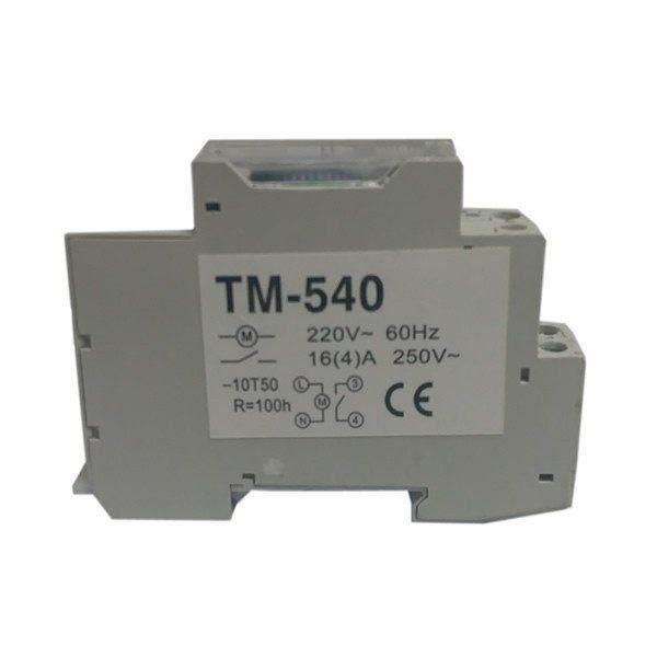 Timer Temporizador Mecânico Elcon TM-540 16A Trilho DIN 35  - EMPORIO K